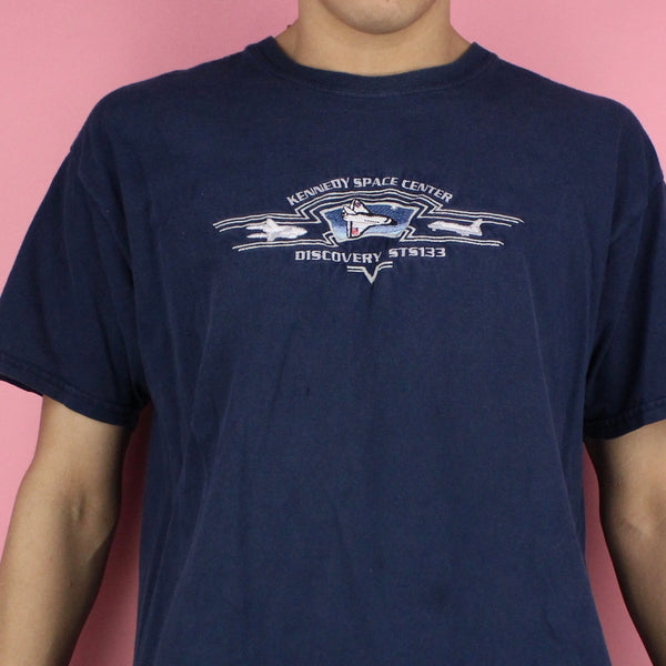 00s Kennedy Space Center T-shirt