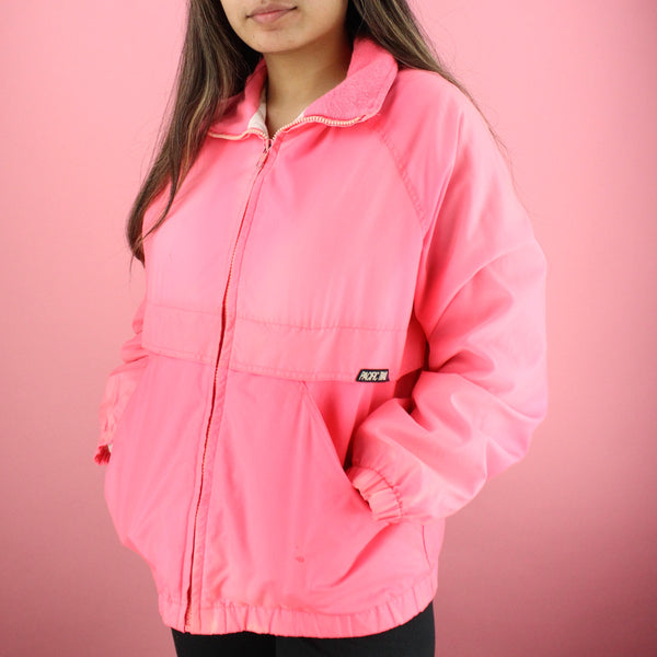 90s Pink Pacific Trail Windbreaker