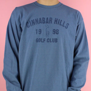 Vintage 1998 Golf Club Longsleeve