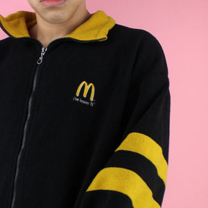 90s McDonalds Zip-up Fleece