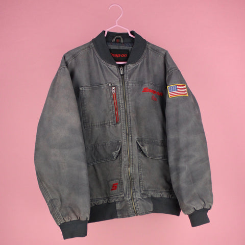 90's Snap on bomber