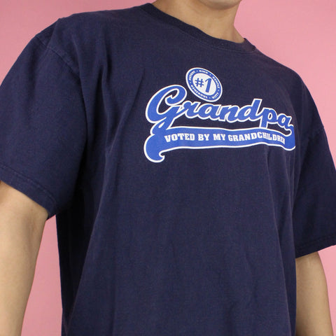 90s #1 Best Grandpa Shirt