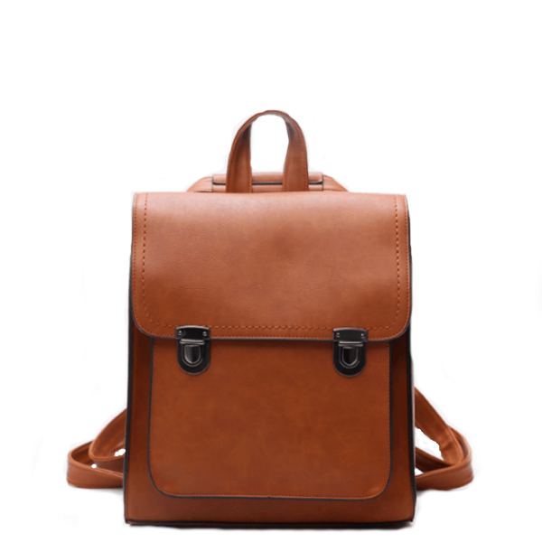 Rissie's Everyday Vegan Leather Backpack