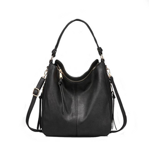 Tiney's Classic Vegan Leather Hobo