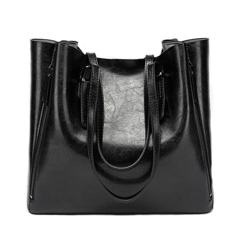Rissie's Everyday Vegan Leather Tote