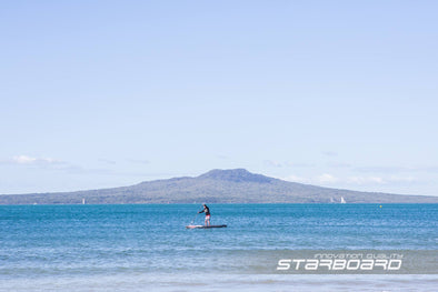 SUP Location Guides - Takapuna, Auckland