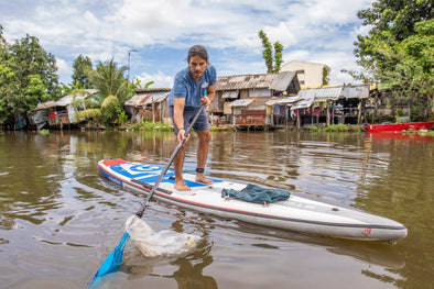 How are our Paddle Boards Sustainable?