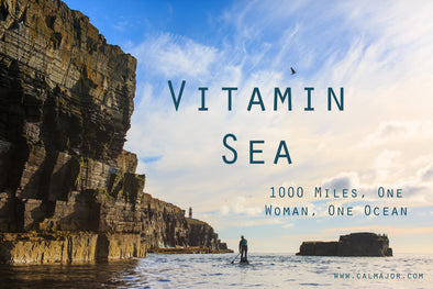 Vitamin Sea: 1000 Miles, One Woman, One Ocean.
