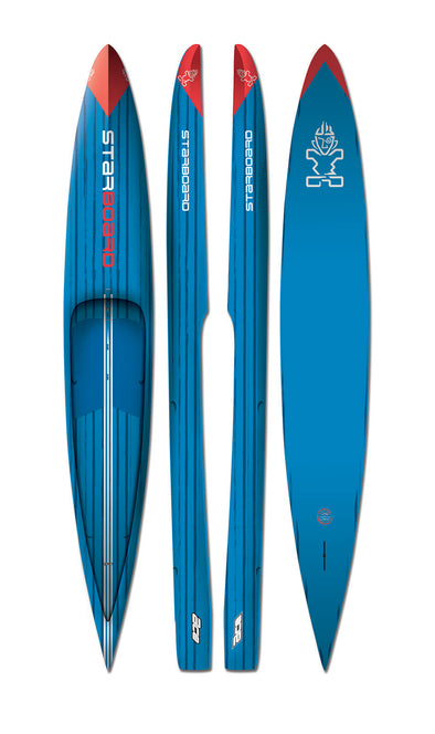 "2017 14'0"" X 25"" ACE CARBON PADDLE BOARD"
