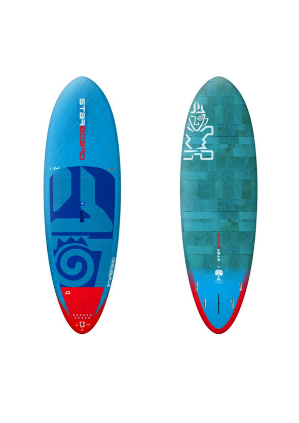 "2018 8'5"" X 30"" POCKET ROCKET CARBON BALSA"