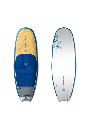 "2017 7'4"" X 30"" HYPER NUT CARBON PADDLE BOARD"