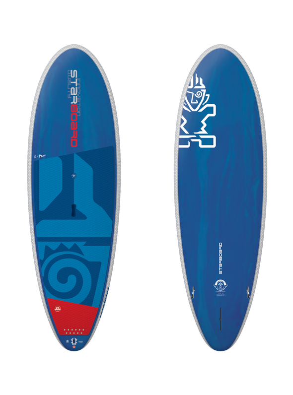 "2018 STARBOARD SUP 9'0"" X 33"" HERO BLUE CARBON"