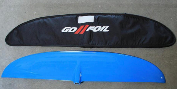 GL 210 WING latest version. Highest aspect suited to heavy riders small waves/Medium wind