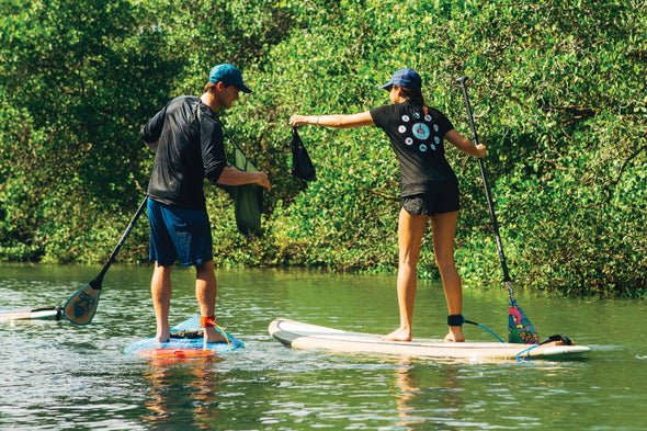 Paddle with Purpose Gift Card with SeaCleaners Donation