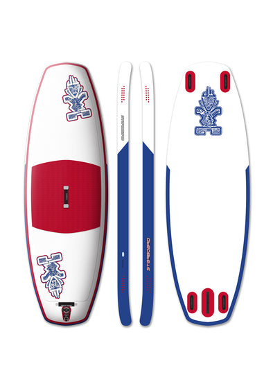 "2015 9'5"" X 36"" X 4.75"" ASTRO SUP POLO - RED"