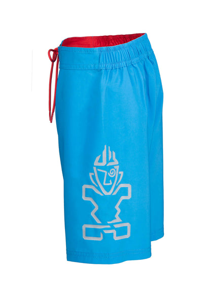 2019 STARBOARD BOYS BOARDSHORTS - TEAM BLUE