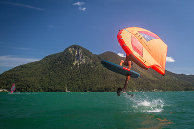 STARBOARD FREEWING AIR 6M ORANGE