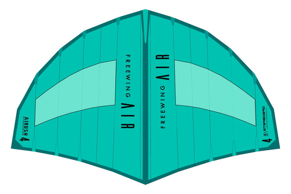 STARBOARD FREEWING AIR 5M TEAL