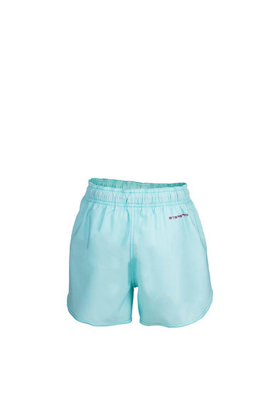 2019 STARBOARD GIRLS BOARDSHORTS - LIGHT GREY