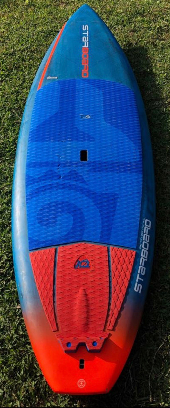 "2017 7'5"" X 25.5"" PRO SURF 90 ltr  BLUE  CARBON PADDLE BOARD"