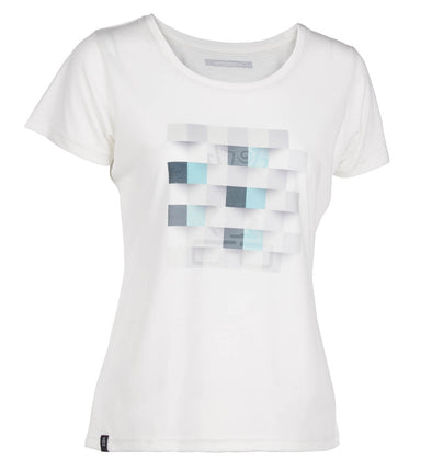 2019 STARBOARD WOMENS 25TH YEAR TEE - WHITE
