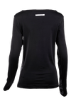 2019 STARBOARD WOMENS LONG SLEEVE LYCRA - BLACK - M