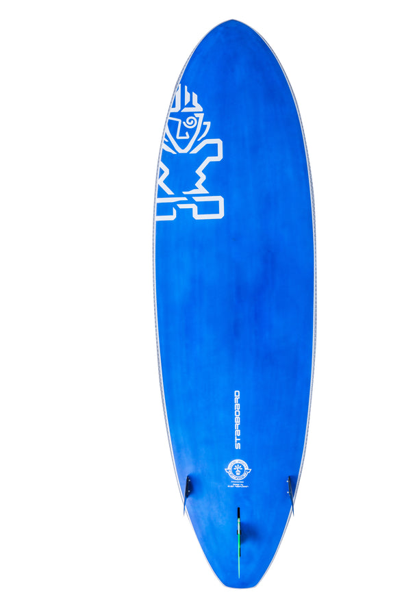 "2019 9'5"" X 32"" WIDE POINT BLUE CARBON"