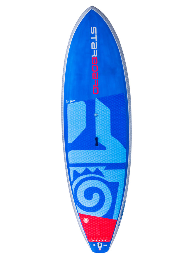 "2020 9'5"" X 32"" WIDE POINT BLUE CARBON"