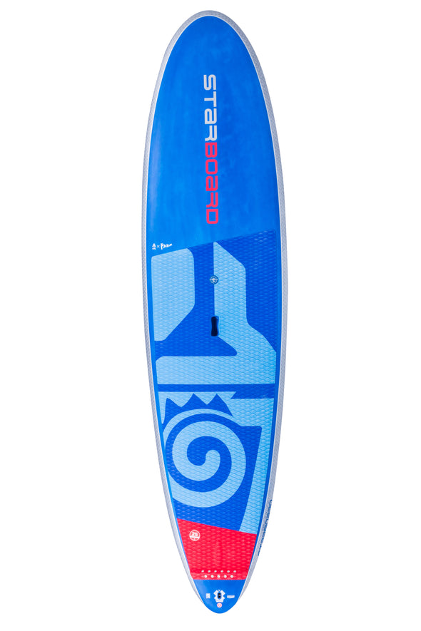 "2018 STARBOARD SUP 10'5"" X 31"" DRIVE BLUE CARBON"
