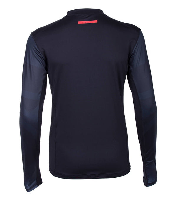 2019 STARBOARD MENS LONG SLEEVE LYCRA - BLACK - S