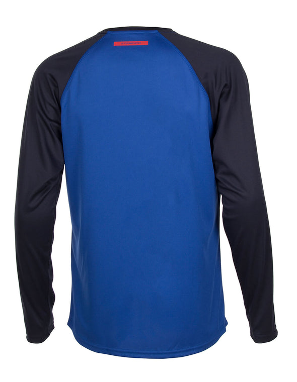 2019 STARBOARD MENS LONG SLEEVE WATERSHIRT - TEAM BLUE - S