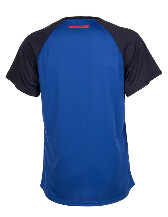 2019 STARBOARD MENS SHORT SLEEVE WATERSHIRT - TEAM BLUE - L