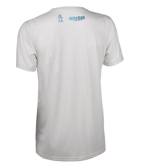 2019 STARBOARD MENS WATERTREK TEE - WHITE
