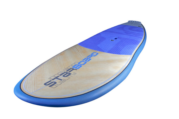 "2017 7'2"" X 28"" HYPER NUT PINETEK PADDLE BOARD"