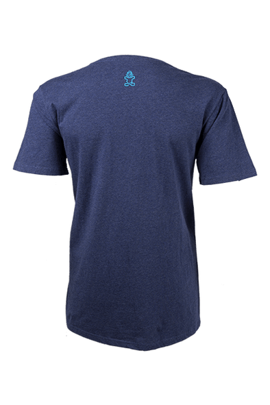 2019 STARBOARD UK DESTINATION TEE - NAVY