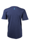 2019 STARBOARD JAPAN DESTINATION TEE - NAVY