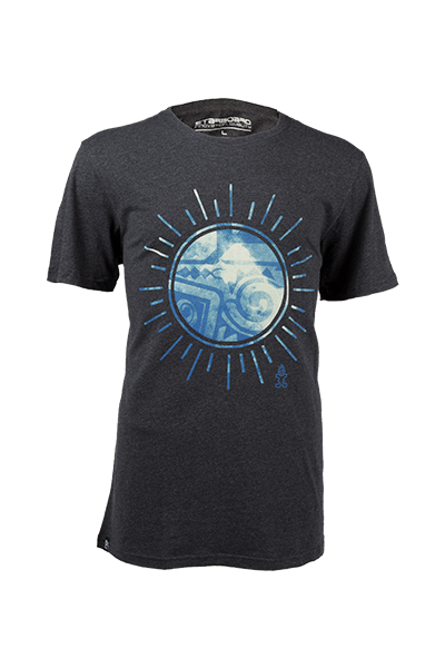 2019 STARBOARD MENS WAVE TEE - TEAL