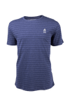 2019 STARBOARD MENS STRIPE TEE - TEAL