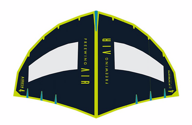 STARBOARD FREEWING AIR 5M NAVY AND LIME