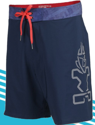 2019 STARBOARD MENS ORIGINAL BOARDSHORTS - TEAM BLUE