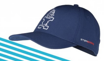 2019 STARBOARD TEAM CAP - TEAM BLUE - OSFA - TEAM