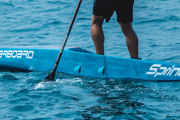 2021 STARBOARD SUP 14'0'' X 23.5'' SPRINT WOOD CARBON