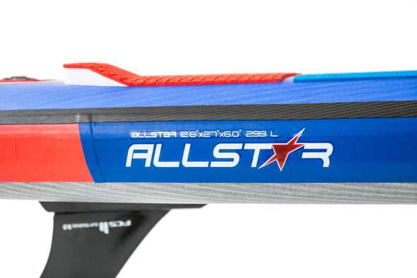 2019 12'6'' X 27'' ALL STAR AIRLINE