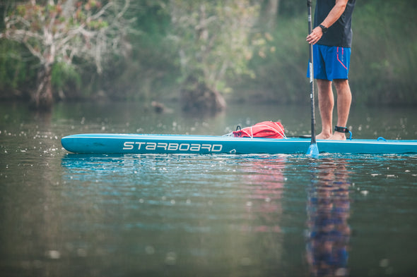"2021 STARBOARD SUP 12'6"" X 28"" WATER LINE CARBON TOP"