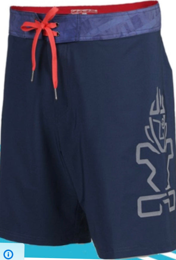 2019 STARBOARD MENS ORIGINAL BOARDSHORTS - TEAM BLUE -  32 - TEAM