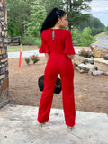 Hot Tamale Jumpsuit