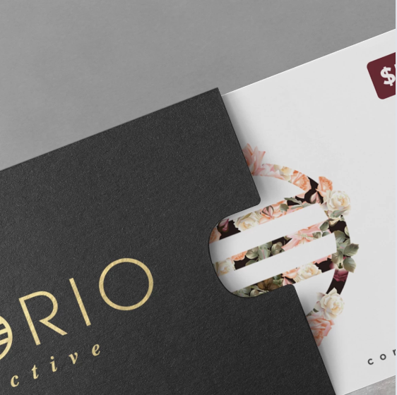 Corio Active Digital Gift Card