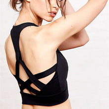 Strap Fitness Crop Top