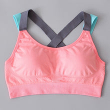 Push Up Cross Strap Yoga Top