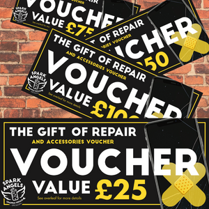 Spark Angels GIFT VOUCHERS - The Gift of Repair!